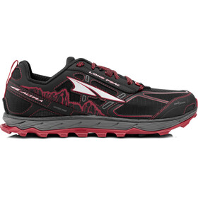 Altra Lone Peak 4 Running Shoes Herr black/red